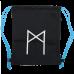 Unisex - Vak Bag (Čierna/modrá)